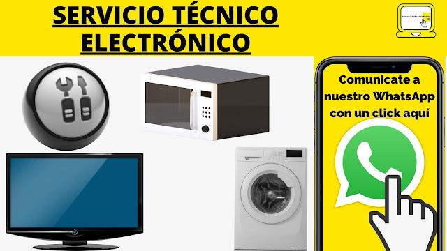 SERVICIO TÉCNICO ELECTRONICO LA PAZ