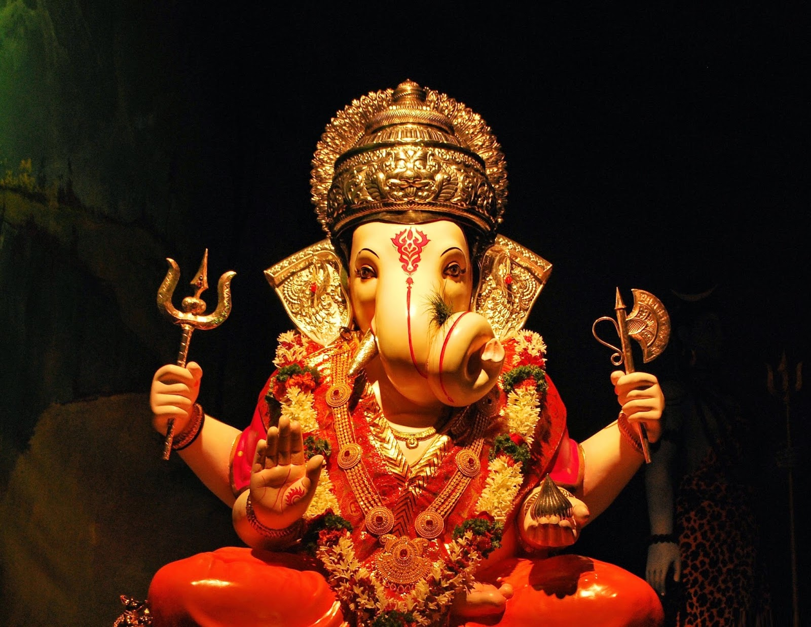 | श्री | Ganpati Images and Wallpapers of Ganesh Murti ...