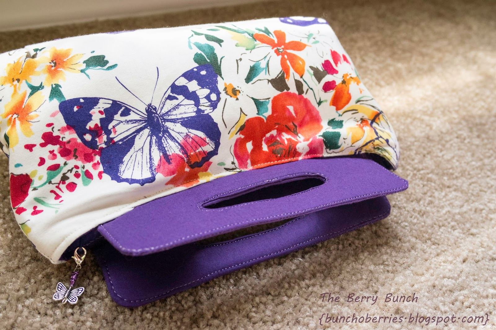 The Berry Bunch: Coraline Clutch: A Swap {Swoon Sewing Patterns}