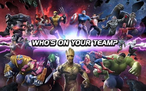 MARVEL Contest of Champions Mod Apk v7.0.0