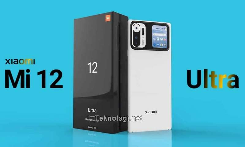 Xiaomi Mi 12 Ultra (gizchina.com)