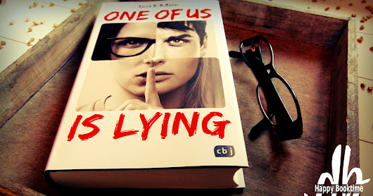 [Rezension] One of us is lying von Karen M. McManus