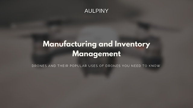 Manufacturing and Inventory Management