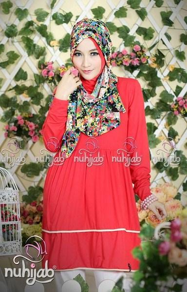 Koleksi Baju Muslim Casual dan Trendy Terbaru