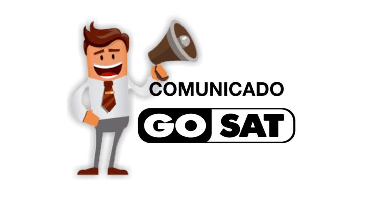 Comunicado Gosat