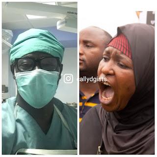 """She Is Disgracing That Hijab She Wears"" - Buharist Blast Aisha Yesufu"