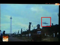 Wow, Angka penampakan UFO di Indonesia Cukup tinggi