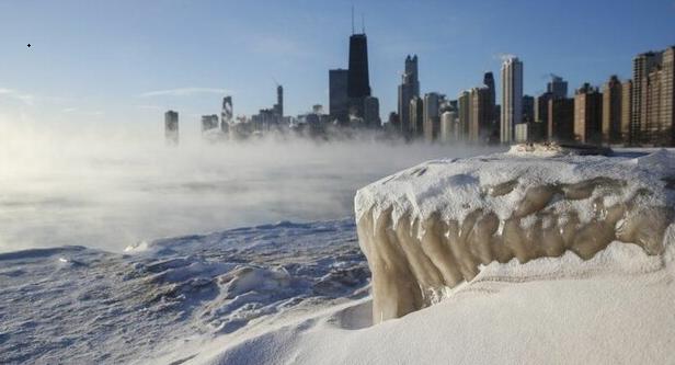 التنبؤ بارتفاع درجة الحرارة في الولايات المتحدة في نهاية القطب الشمالي