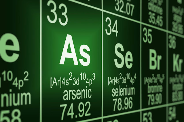 Living in an anoxic world: Microbes using arsenic are a link to early life