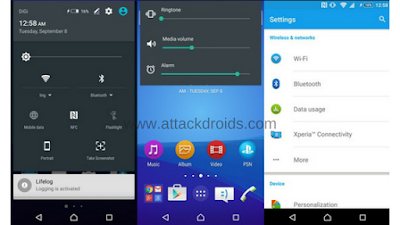 ROM XPERIA Z5 FOR ANDROMAX E