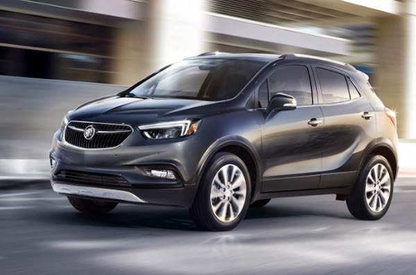 2019 Buick Encore Review and Price
