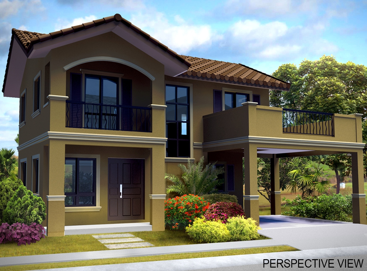 Crown asia philippines crown asia welcomes new house for 2 storey house for sale