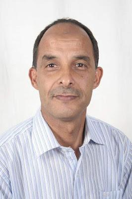 الكاتب حميد غانم أستاذ أدب عربي