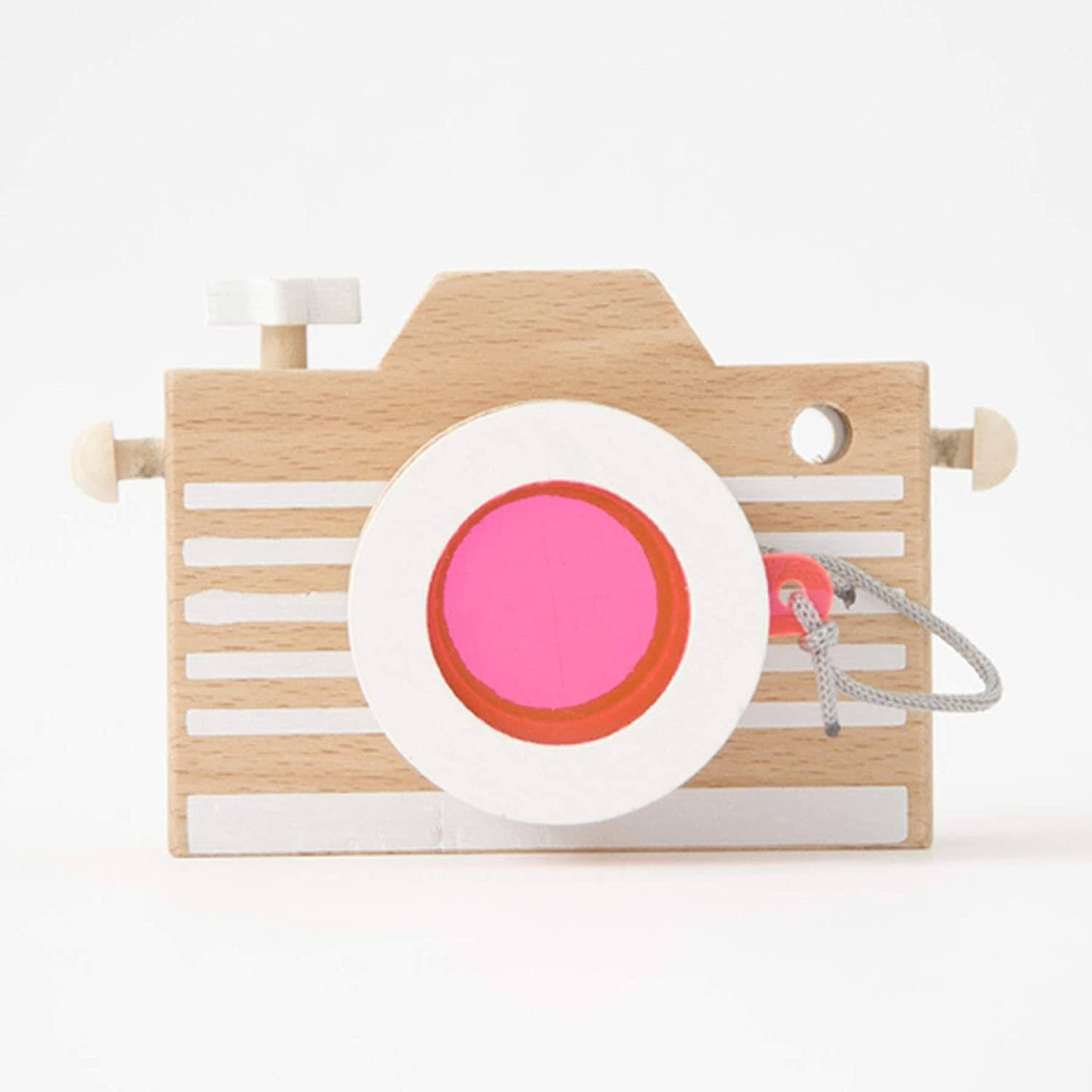 kiko+ Kaleidoscope Wooden Camera | Amazon