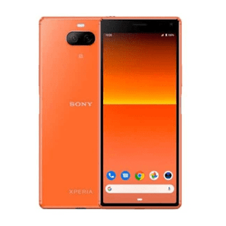 Sony Xperia 8 Camera, design