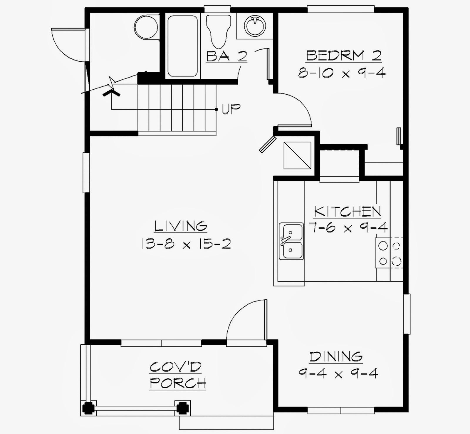 Foundation Dezin & Decor...: Small Home Layout's