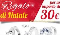 Logo Calendario dell'Avvento Gioielli Eshop: scopriamo i gioielli da vincere gratis con la seconda fase