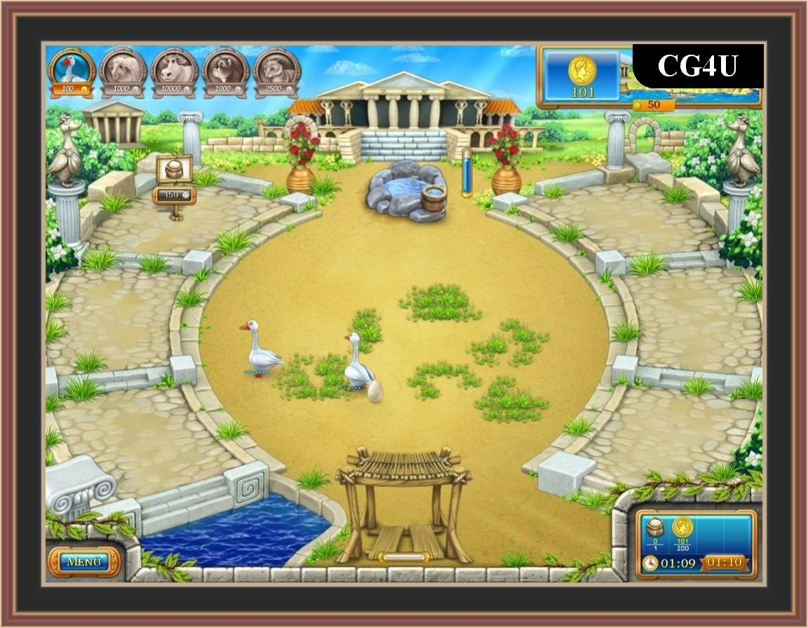 Rome Puzzle - Free Games Download - Free Full Version Games