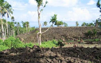 pulemelei mound, Samoan Pyramid