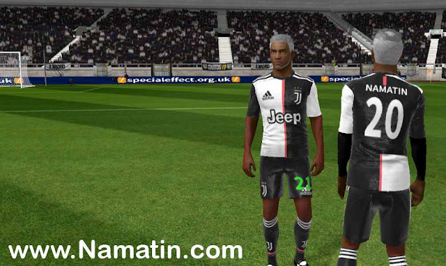 kit dream league soccer juventus terbaru 2019