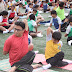 Father Child duo celebrate International Yoga Day & Fathers Day in style at Greenwood High