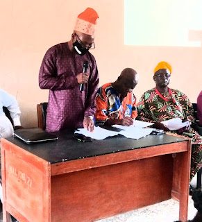 Economic Development: NEPC Trains Oil Palm Farmers/Processors In Ogun, Vows To Improve Local Products