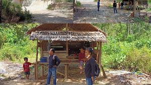 Usaha Rental Excavator, Wanita Blasteran Citor Ini Mengais Rupiah di Hutan Ereke Buton Utara