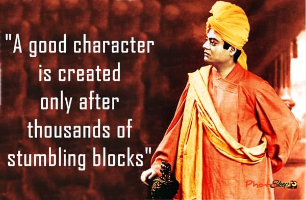 Swami Vivekananda inspirational quotes, thoughts about life, success, student, education, hindi and english