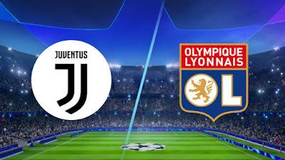 مشاهدة مباراة يوفنتوس وليون 7-8-2020 بث مباشر في دوري ابطال اوروبا