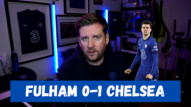 FULHAM 0-1 CHELSEA | LET S BE HONEST - IT WASN T PERFECT BUT WE WILL TAKE IT!