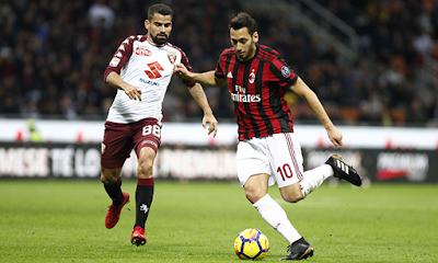 مشاهدة مباراة ميلان وتورينو بث مباشر اليوم 26-9-2019 في الدوري الايطالي