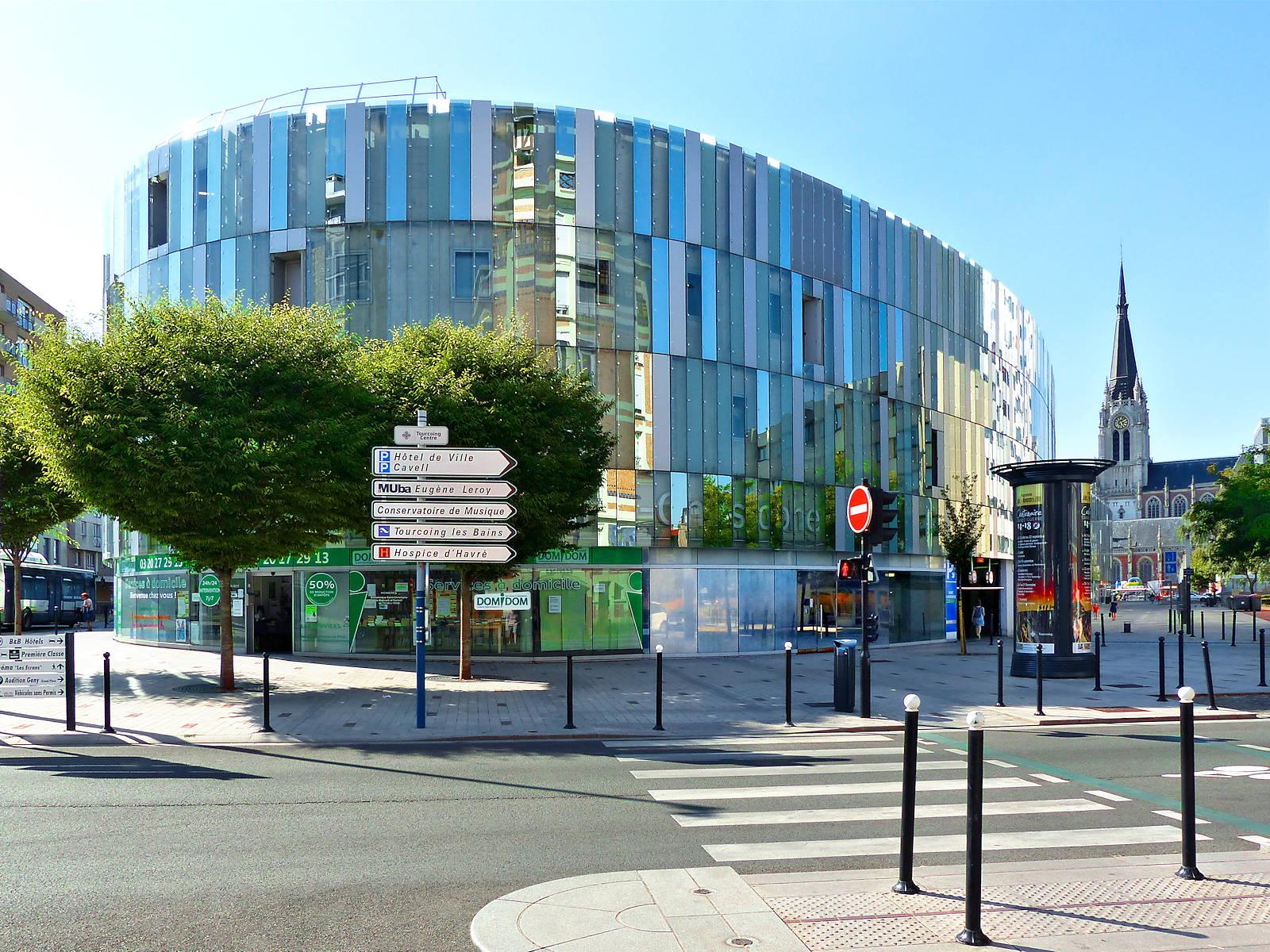 Espace Saint Christophe, Tourcoing - Domidom