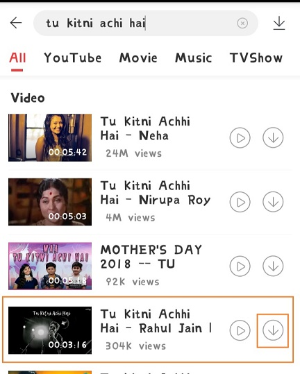 Mobile से Youtube Video Download कैसे करे (Tubemate App से या बिना App के)