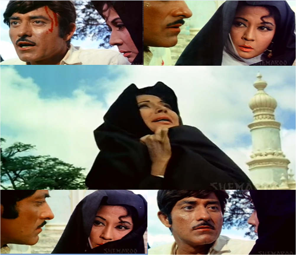 South Asia And Beyond: Pakeezah: The Ultimate Tale Of Love