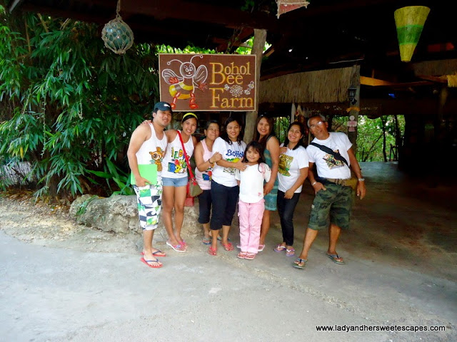 tour in Bee Farm Panglao Bohol