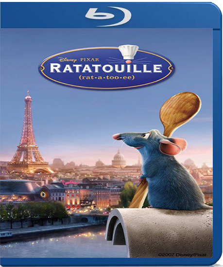 Ratatouille [2007] [BD50] [Latino]