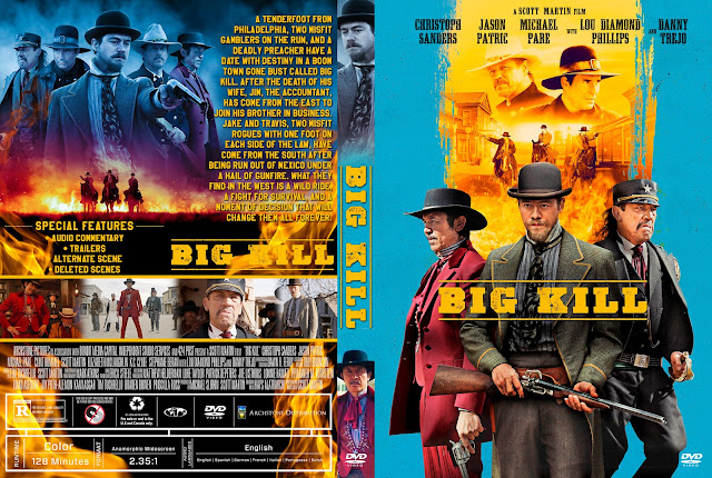 Big Kill DVD Cover