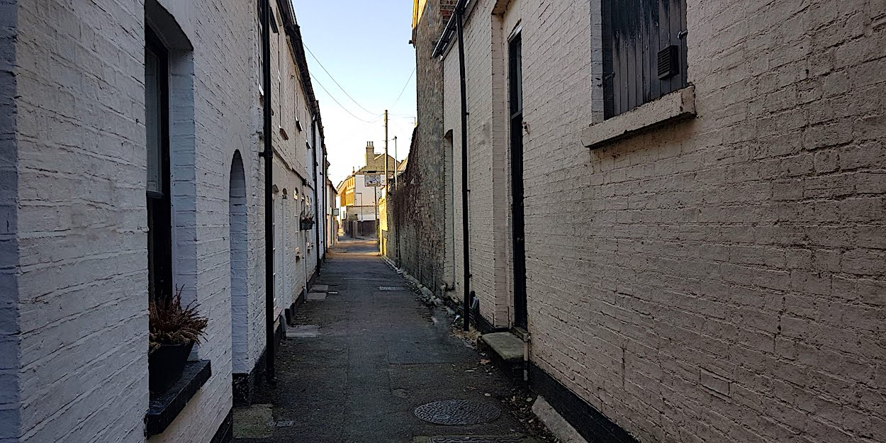 Magpie Alley, St Ives, Cambridgeshire