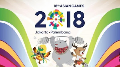 Asian Games 2018 - Blog Mas Hendra