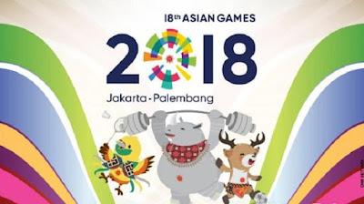 Asian Games 2018 - Blog Mas Hendra