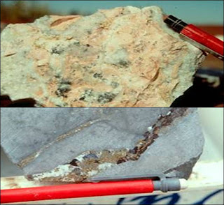 emas sulfida rendah