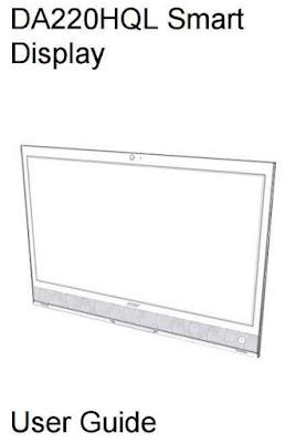 Acer DA220HQL Manual