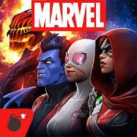 Marvel Contest Champions - VER. 12.0.1 (God mode - Unlimited Mana) MOD APK