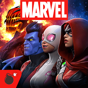 Marvel Contest Champions - VER. 28.1.0 (God Mode - 1 Hit Damage) MOD APK