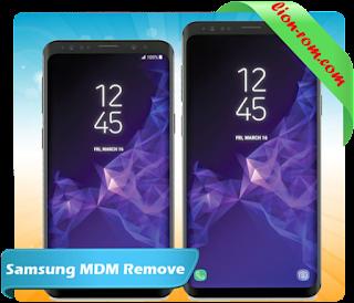 SM-N950N MDM Remove File - Lion-Rom