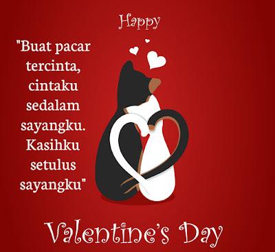 ucapan happy valentines day buat pacar