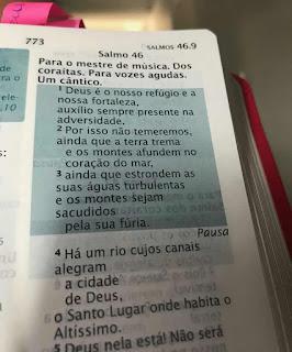 Estudos - O Salmo da Covid-19