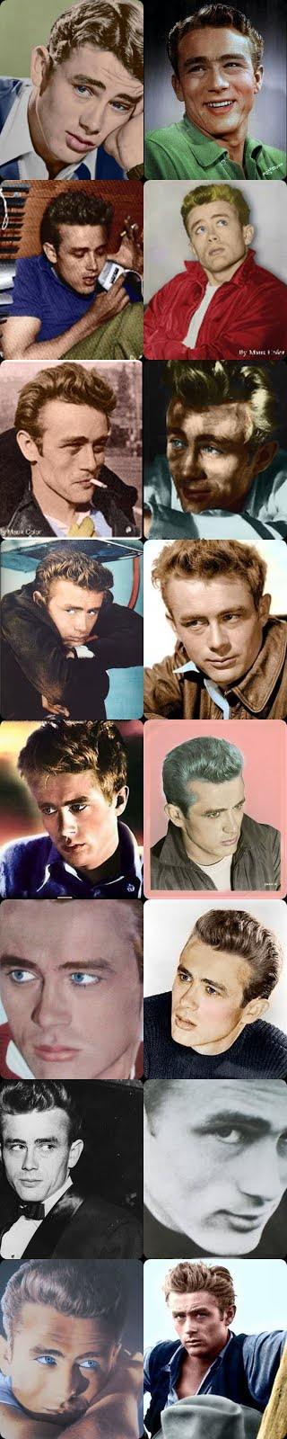 TAROT JAMES DEAN
