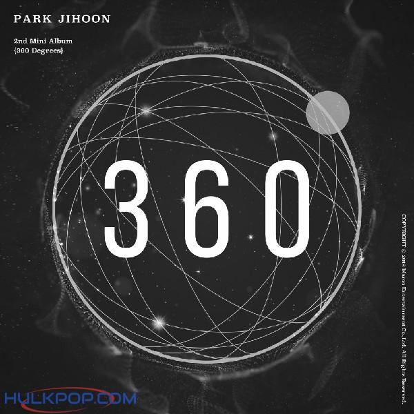 PARK JIHOON – 360 – EP