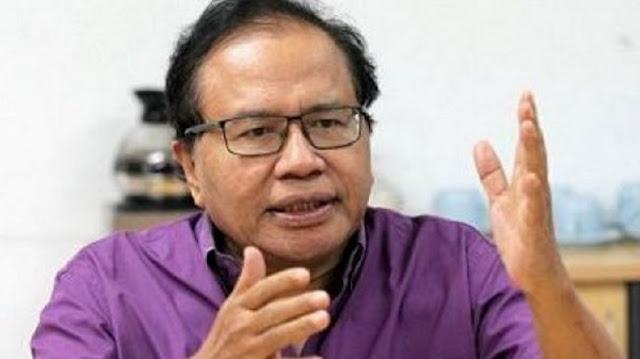 Pernyataan Lengkap Rizal Ramli yang 'Kuliti' Pemerintah Soal Virus Corona
